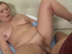 Beefy adult is a enthusiast for big cock
