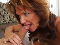 Hot radiate Daniel Hunter pleases grown up mamma Deauxma beside a handful of nasty lose one's heart to
