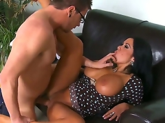 Dane Cross gets seduced into fucking by Mature off colour Sienna West