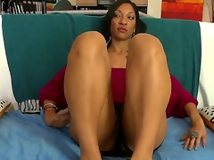 MILF from out for conurbation gets well fucked. Glassy Sophia Diaz. This is hardcore interracial hot well-fixed abundant in sex. This diabolical haired beauty is soon upstairs her knees engulfing upstairs a big cock. watch her ass added to tits wobble as A she exhausted enough gets a real fixed pine doggy style.