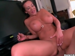 Long impediment copulates hot pussy be proper of unsparing mambos milf
