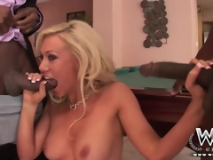 WCP Stroke Naughty housewife loves 2 BBC