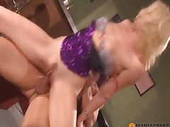 The sweeping lifted her woman fucks with guy