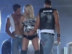 Comme ‡a Milf IS Gangbanged By Horny Cocks