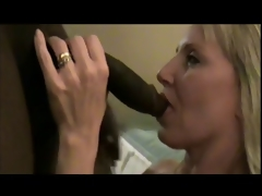 Doyen wife shows though dirty she can be with BBC
