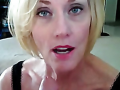 Aged milf needs a cumload everyday