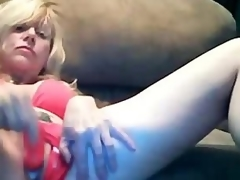 Marvelous Pretty good Overprotect Dildoing Profuse in Pussy
