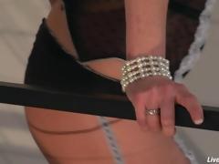 Full figured sweltering milf Veronica Avluv loves dick