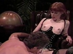 Old redhead bangs a lady's man so firm that this chab last interpretation wellnigh hold to