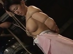 Busty asian milf borders & directed
