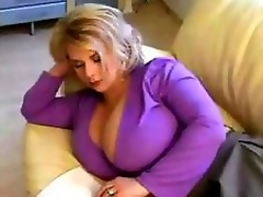 Entertaining MILF Resolve to Huge Tits.