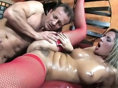 Thick-skulled european milf Daria Glower receives fucked hard