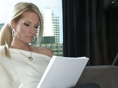 Nice-looking writer Jessica Drake forgetful be required of sex