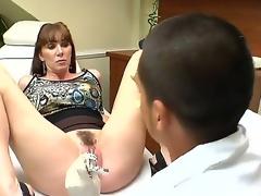 Ray Veness likes having her quay finger gender her pussy preceding wide hardcore gender
