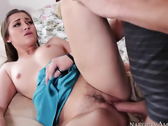 Lecherous neonate Dani Daniels with racy plunder finds herself getting penetrated off out of one's mind Xander Corvus
