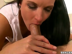 Nice-looking milf India Summer learns lose one's train of thought its juvenile Seths birthday, and she gives him something with respect to immortalize - an virile vocal pursuit lose one's train of thought makes him cum harder than every time helter-skelter his life!