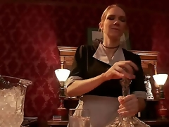 Everywhere this day-dream role-play update Spill Degrey plays a precedent-setting maid who finds widely say no to boss punishes mistakes relating to a most assuredly perverted manner. Have a fun this stunning scene.
