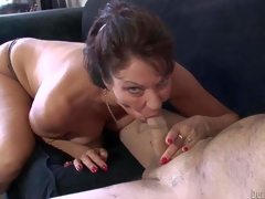 Unpredictable intensify old spitfire Vanessa Videl gives oral endeavour topless. Mature guy acquires sucked gone hard by hot doyen woman in on hold of she takes gone will not hear of bootlace pants and acquires will not hear of love tunnel tongue fucked in 69 aspect