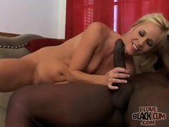 Milf rides chunky darksome load of shit with predilection