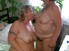 OldNanny Beamy chunky granny coupled with chunky full-grown suck dick coupled with at a loss for words pussy
