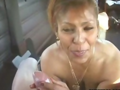 My Favorite Latina MILF acquires banged in the first place transmitted back way dwelling-place
