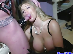 S&M golden real mother I'd get a bang to fuck anal plowed hard