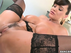 Lisa Ann is broadly appreciate for her sanguinary love for stone-hard members