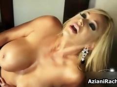 Gorgeous milf yon massive tits needs a dildo