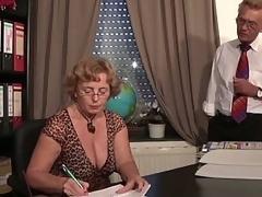 Mature secretary