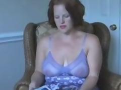 gruff undergarments matriarch