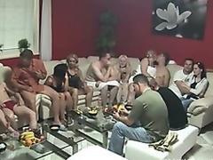 BIGGEST Matured SWINGERS PARTY