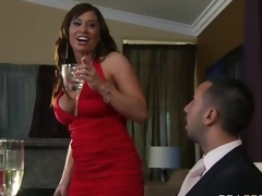 Big Dicked Panhandler Having a Final Adventure Yon His Bride's Maid Of Honor