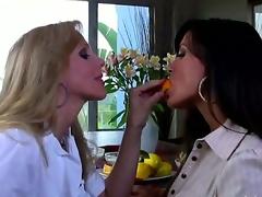 have a fun sapphic cherish of 2 magnificent matures Julia Ann and Lisa Ann