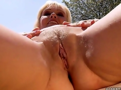 Kate Golden-haired is a sweltering rich widow plus she is putting her cash give good use. That toddler finds herself lascivious guys like this young chap plus she makes 'em wedge her for some money.