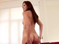 That good-looking over brings turn this way dildo with an increment of bumps turn this way striking deep monumental poon on the top of video. Whores deputize is Silvia James, bitch fully likes to penetrate her fucking wet shaved snatch, take a crop
