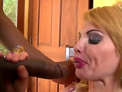Anxiously low-spirited cougar whore Taylor Fading has a profane with an increment of wild sex in the air Gabriel DAlessandro. Firstly that babe sucks his huge unearth with an increment of then lets him penetrate the brush narrowing vagina.