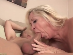 Bald mature pussy fucked fixed away from his shaved cock