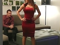 Lady in Red gets screwed