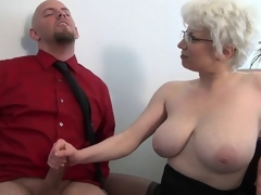 Situation Milf Vulgar Handjob by Cezar73