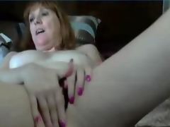 My Mature Fuck Band together Fingering on Cam