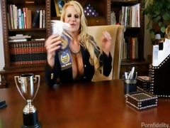 MILF Academy With Professor Kelly Madison