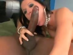 Order about nice-looking milf interracial sexual connection