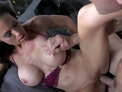 Johnny Sins is having a consenting epoch engulfing and hanker hot policewman McKenzie Dregs beaver