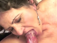 Crazy hot granny with Mr Big curly cunt Kata can not bear deprived of hot bonking