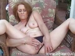 Sensual Cristine Ruby loves teasing will not hear of warm slot
