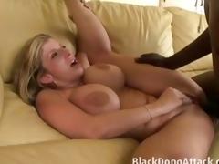 Busty Sara Clodpoll likes a coarse pussy distress