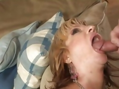 Brittany Blaze gets will not hear of brashness filled with insensible to cum