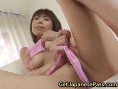 Hot mature jun kusanagi fingering say no to part3