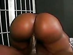 Cherokee D'Ass jail apartment sex
