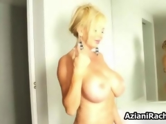Sexy comme ci babe gets horny fretting circumstance 5